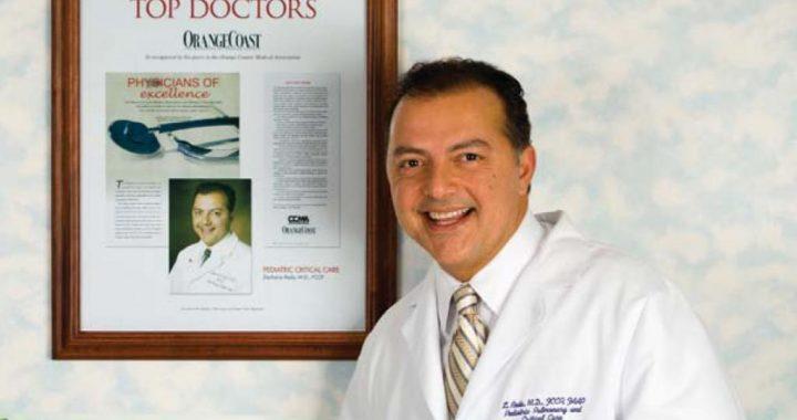 Zacharia Reda, M.D., FAAP, FCCP – Top Doctor